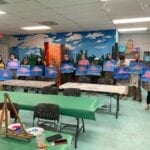 Painting class that is good for a girls night out and date night in Jupiter, FL